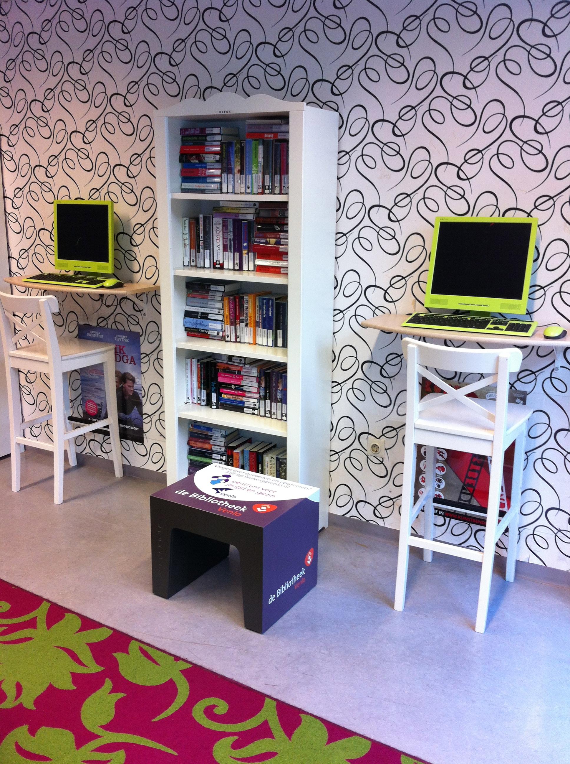 Kletskruk bibliotheek - Op maat gemaakte bibliotheek ...