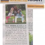 Kletskruk in KAMER KRANT sept 2011